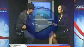 Comcast Newsmakers -  Paul Rodriguez Interview Part 1